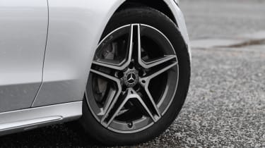 Mercedes C-Class Estate - wheel
