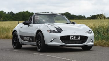 BBR Mazda MX-5 Turbo - front