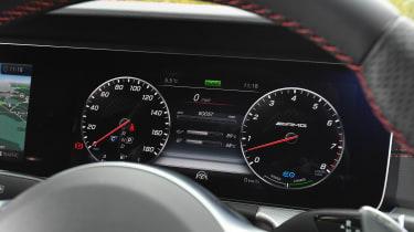 Mercedes-AMG E 53 - dials