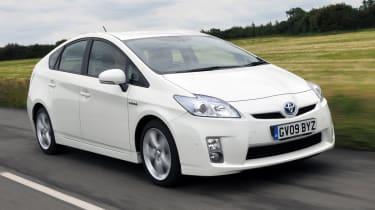 Toyota Prius Audible Warning System