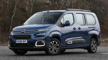citroen berlingo xl static front
