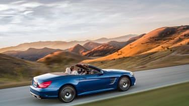 Mercedes SL facelift 2015 9