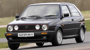 Best cars of the 80s: Volkswagen Golf GTI