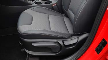 Kia Niro long-term - first report front seat
