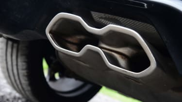 Ford Focus ST - exhaust