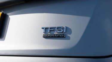 Audi Q5 - TFSI badge