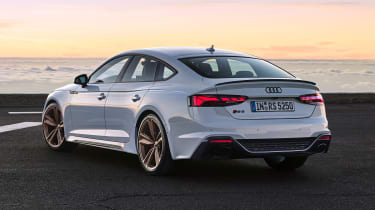 Audi RS 5 Sportback - rear static