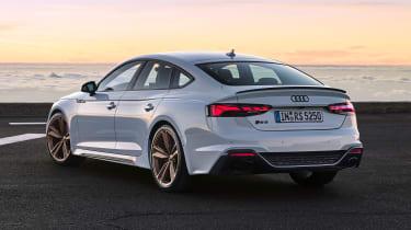 Audi RS 5 Sportback - rear static