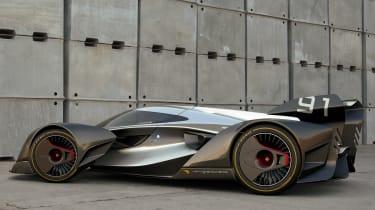 McLaren Ultimate Vision Gran Turismo - side static