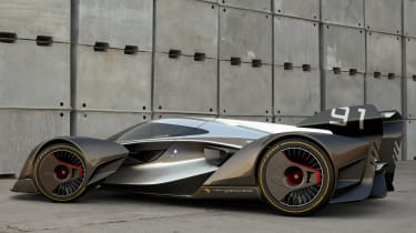 McLaren Ultimate Vision Gran Turismo - side static