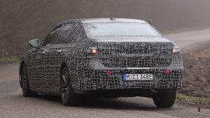 BMW 7 Series - spyshot 5