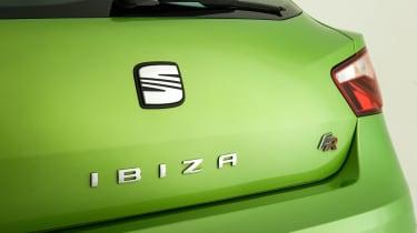 SEAT Ibiza used - rear detail