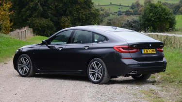 Used BMW 6 Series GT - rear