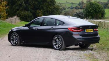 Used BMW 6 Series GT - rear