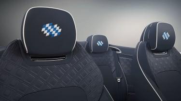 Bentley Continental GT Convertible Bavarian Edition - headrest