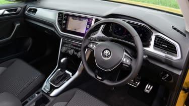 Volkswagen T-Roc Active - cabin
