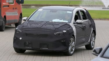 Kia Cee'd 2017 front