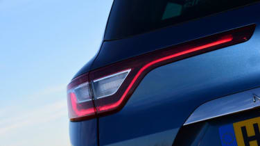 Renault Megane Sport Tourer - rear light detail
