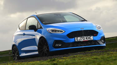 Ford Fiesta ST Edition - static