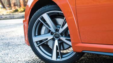 Audi TT Roadster - wheel