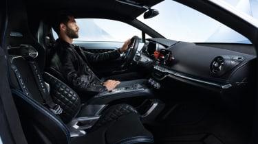 Renault Alpine Vision concept - interior 3