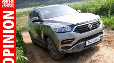 Opinion - SsangYong Rexton