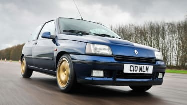 Clio Williams - front