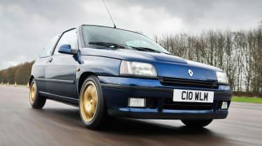 Clio Williams - front