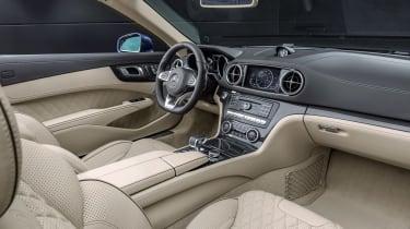 Mercedes SL facelift 2015 26