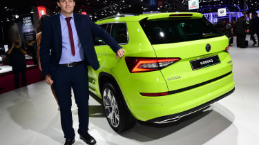 Best cars of the 2016 Paris Motor Show - Lawrence, Kodiaq