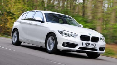 Best hatchbacks 2017/2018  - BMW 1 Series