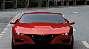 BMW M1 Hommage - front