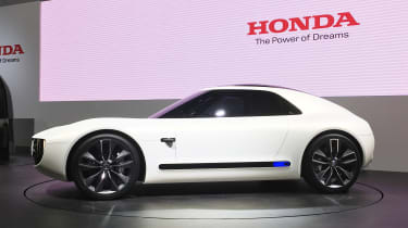 Honda Sports EV concept - side static