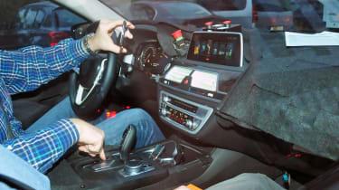 BMW 7 Series 2015 spy shots