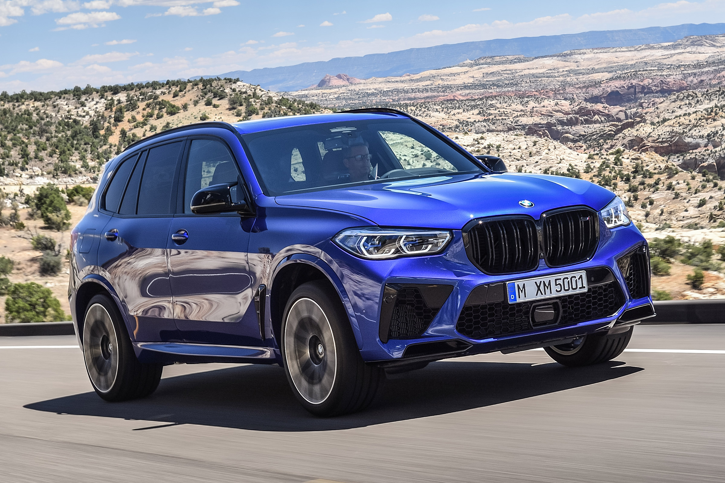 New 2020 Bmw X5 M Arrives With V8 Power And 616bhp Auto Express