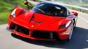 Fastest production cars in the world - Ferrari LaFerrari
