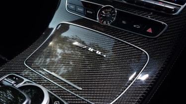 Mercedes-AMG E 63 S - centre console
