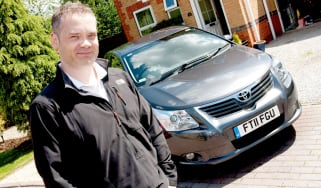 Fix for Avensis fault