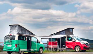 Nissan campervans EV