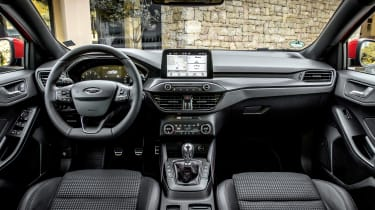 Ford Focus Estate - interior
