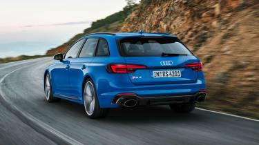 Audi RS4 Avant - rear