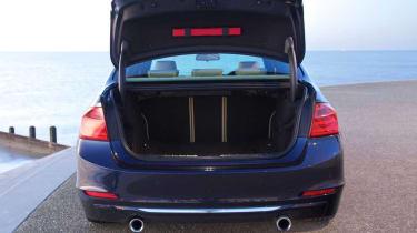 BMW 335i boot