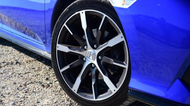Honda Civic - wheel
