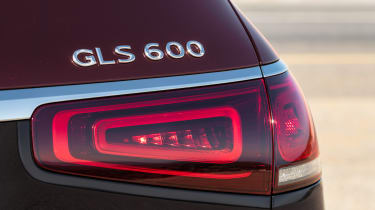Mercedes-Maybach GLS - GLS 600 badge