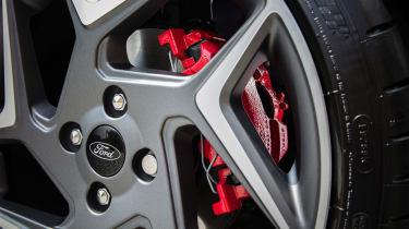 Ford Fiesta ST - brake caliper