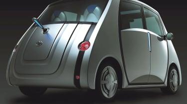 Toyota Pod - rear