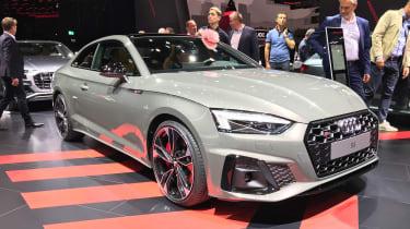 Audi S5 2019 - front