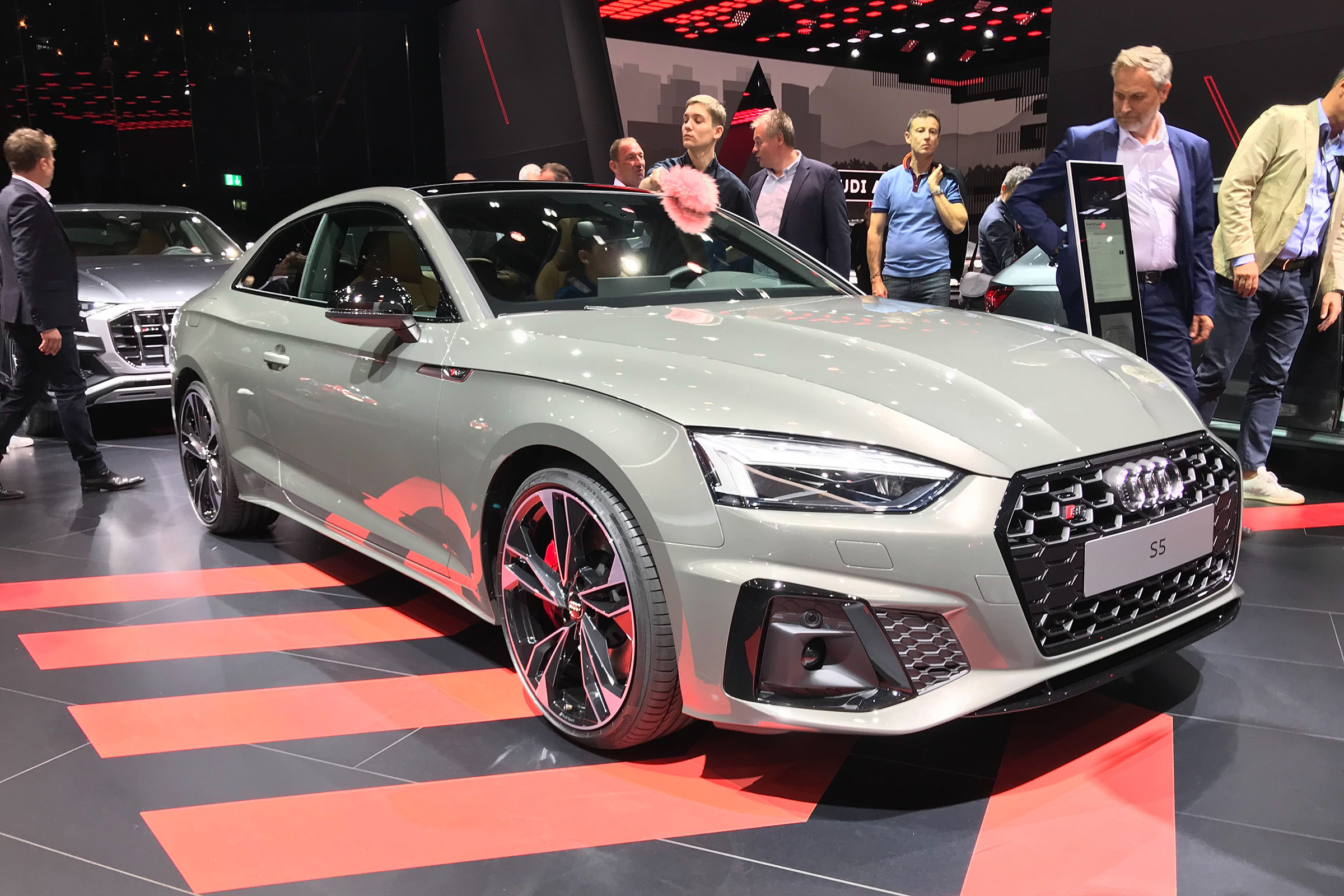 Audi A5 Receives Fresh Facelift For 2019 Auto Express