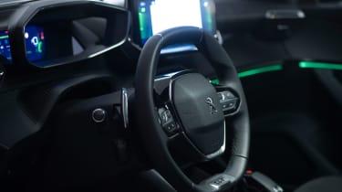 Peugeot e-2008 - interior