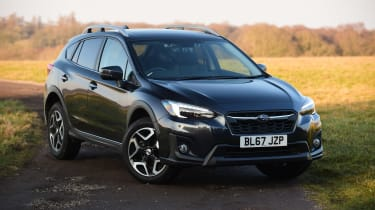Subaru XV - front/side static